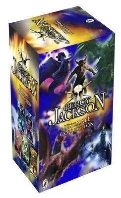 Buy Percy Jackson Ultimate Collection Box Set (English): Book