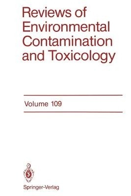 Reviews of Environmental Contamination and Toxicology: Continuation of Residue Reviews price comparison at Flipkart, Amazon, Crossword, Uread, Bookadda, Landmark, Homeshop18