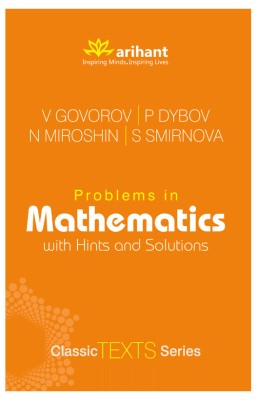Problems in Mathematics with Hints and Solutions (English) price comparison at Flipkart, Amazon, Crossword, Uread, Bookadda, Landmark, Homeshop18