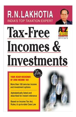 Tax free Income