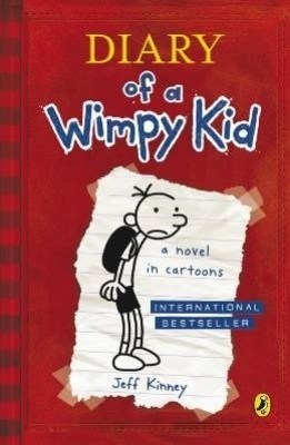 Buy Diary Of Wimpy Kid: A Novel In Cartoons (English): Book