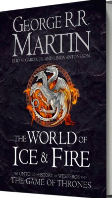 Compare The World of Ice & Fire (English) at Compare Hatke