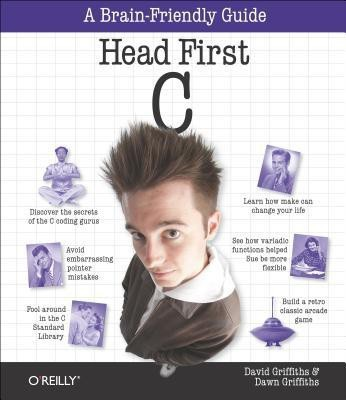 Buy Head First C (English): Book