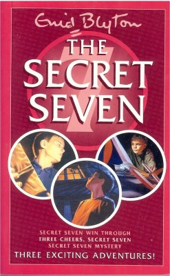 Buy Secret Seven: 7: Secret Seven Win Through : Three Exciting Adventures: Book