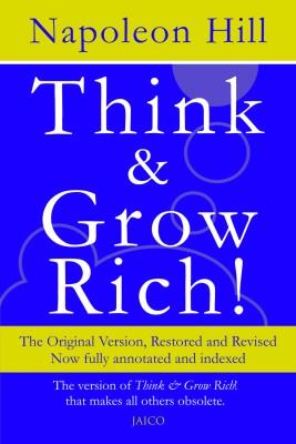 Think & Grow Rich! price comparison at Flipkart, Amazon, Crossword, Uread, Bookadda, Landmark, Homeshop18