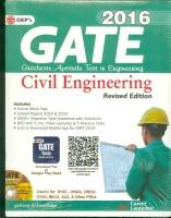 GATEGuide Civil Engg. 2016 13/e 2016 Edition: Book