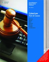 Cyber Law: Text & Cases 3rd  Edition: Book