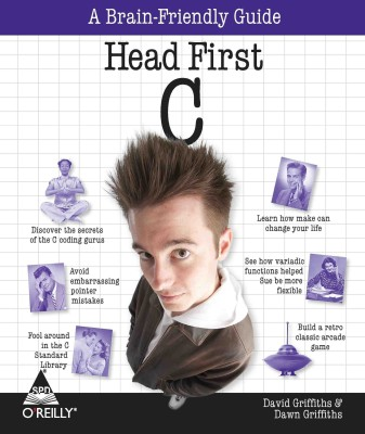 Buy Head First C 1st Edition: Book