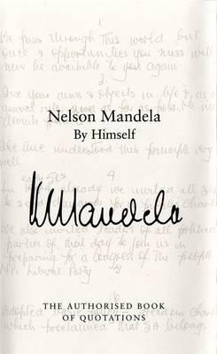 Nelson Mandela By Himself price comparison at Flipkart, Amazon, Crossword, Uread, Bookadda, Landmark, Homeshop18