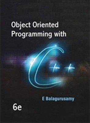 Buy Object Oriented Programming with C++ (English) 6th  Edition: Book