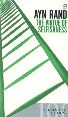 Buy Virtue Of Selfishness; The: Book
