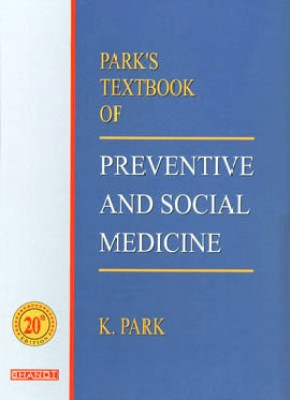 Buy Park's Textbook of Preventive and Social Medicine 20th Edition: Book