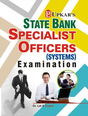 Buy State Bank Specialist Officers (Systems) Examination: Book