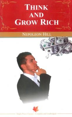 Think and Grow Rich, Maple price comparison at Flipkart, Amazon, Crossword, Uread, Bookadda, Landmark, Homeshop18