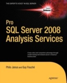Pro SQL Server 2008 Analysis Services (English) (Paperback)