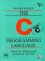 The C Programming Language (Ansi C Version) (English) 2nd Edition: Book