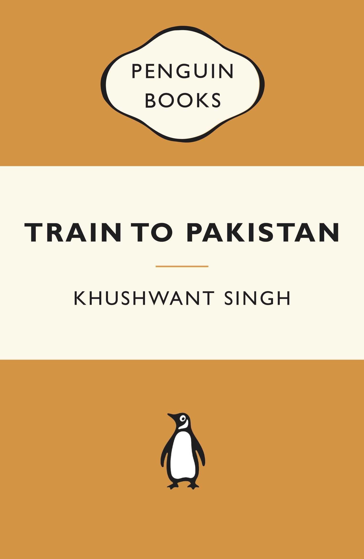 train to pakistan Train to pakistan is the story of this isolated village that is plunged into the abyss of religious hate it is also the story of a sikh boy and a muslim girl whose love endured and transcends the ravages of war.
