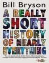 A Really Short History of Nearly Everything (English): Book