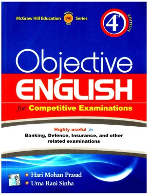 Compare Objective English for Competitive Examinations 4th Edition at Compare Hatke