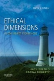 Ethical Dimensions in the Health Professions (English) 5th Edition (Paperback)