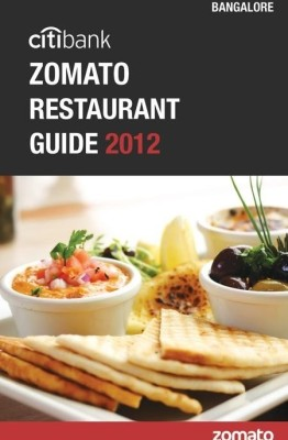 Buy Citibank Zomato Restaurant Guide 2012 Bangalore: Book