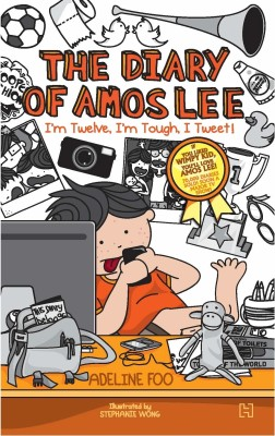 Buy The Diary of Amos Lee: 3 : I'm Twelve, I'm Tough, I Tweet! (English): Book