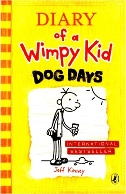 Buy Diary of a Wimpy Kid 4 : Dog Days (English): Book