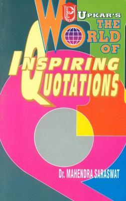 buy the world of inspiring quotations at flipkart