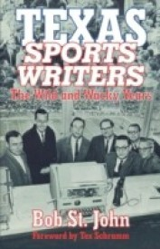 Texas Sports Writers (Paperback)