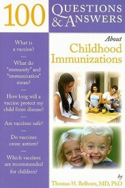 100 Questions & Answers about Childhood Immunizations (English) (Paperback)