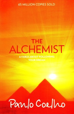 Buy THE ALCHEMIST : A FABLE ABOUT FOLLOWING YOUR DREAM: Book