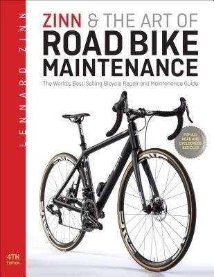 Zinn  the Art of Road Bike Maintenance: The World Best Selling Bicycle Repair and Maintenance Guide available at Flipkart for Rs.1458