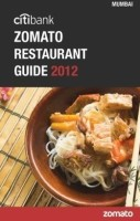 Citibank Zomato Restaurant Guide 2012: Mumbai: Book
