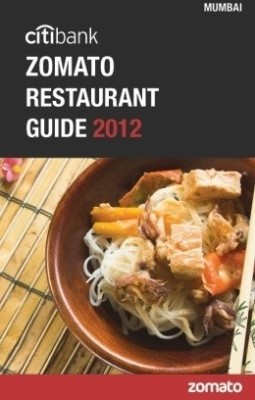 Buy Citibank Zomato Restaurant Guide 2012: Mumbai: Book