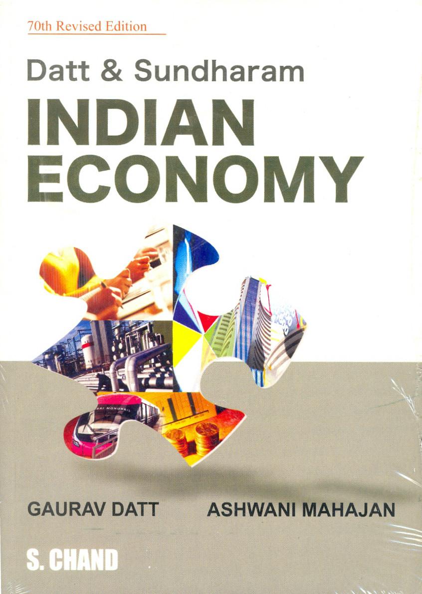 Indian Economy Datt Sundharampdf Vision