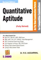 Quantitative Aptitude For Competitive Examinations 17th Edition: Book
