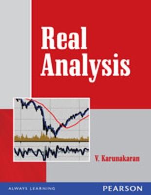 Real Analysis By V  Karunakaran: Buy Paperback Edition at Best