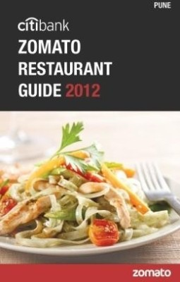 Buy Citibank Zomato Restaurant Guide 2012: Pune (English): Book