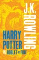 Harry Potter & The Goblet Of Fire (English): Book