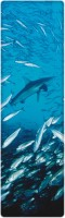 That Company Called If National Geographic - GalaPagos Shark And Salemans 3D Bookmark (National Geographic, Multicolor)