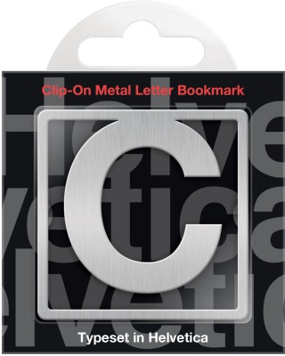44% OFF on If by Chitra Helvetica Letter - C Metal Clip Bookmark on  Flipkart | PaisaWapas com