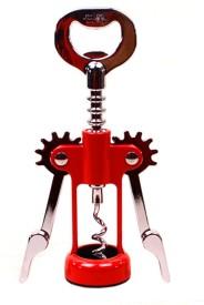 SJ GH452 Stainless Steel Wine Red Bottle Opener