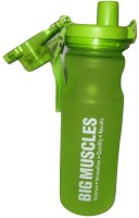 BIGMUSCLE Bottle 700 Ml Shaker (Pack Of 1, Green)