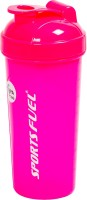 SportsFuel Protein 700 Ml Shaker (Pack Of 1, PINK)