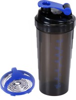 IShake Speed Blue 700 Ml Bottle (Pack Of 1, Blue, Black)