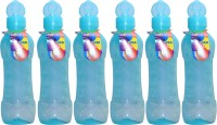 Harshpet Fridge Bottle - 365 Fliptop Blue 1000 Ml Bottle (Pack Of 6, Blue)