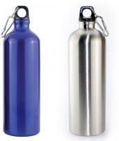 Shree Shop Alflask 750 Ml Flask (Pack Of 2, Blue, Silver)
