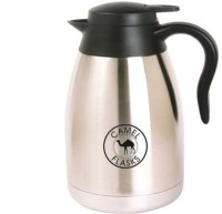 Camel Coffee Pot 1000 Ml Flask (Pack Of 1, Silver)