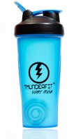 THUNDERFIT FITNESS EXECUTIVE PROTIEN CUP 750 Ml Shaker, Sipper, Bottle (Pack Of 1, Blue) - BOTEHYMMPXZGQ9CR