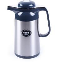 Cello Irish Vacuum 1000 Ml Flask (Pack Of 1, Grey)